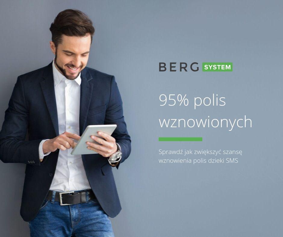 Przypomnienie SMS o wznowieniach polis